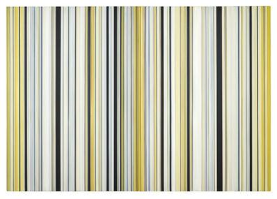 Cornelia Thomsen, 'Stripes Nr. 93 + 94', 2016