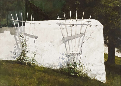 Jamie Wyeth, 'Trellis', 1974