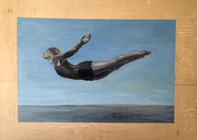 Tom Judd, 'Diving Figure #6', 2017