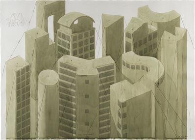 Los Carpinteros, 'Downtown Verde', 2001