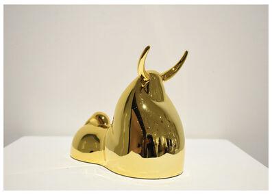 Zou Liang 邹亮, 'Golden Mountain《金山》', 2021