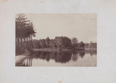 Charles Marville, 'Bois de Boulogne, Paris', 1865-1870