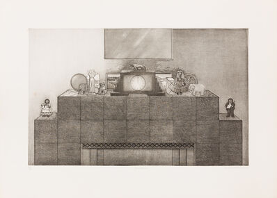 Terence Millington, 'Mantlepiece', 1975