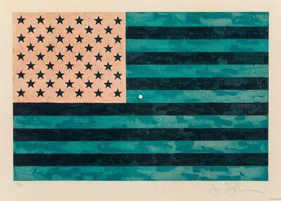 Jasper Johns, 'Flag (Moratorium)', 1969