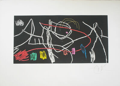 Joan Miró, 'Gravures for an Exhibition', 1973