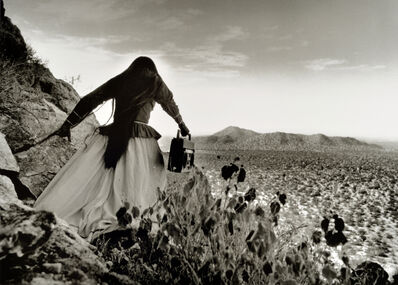 Graciela Iturbide, 'Mujer angel, Sonora Desert, ', 1979