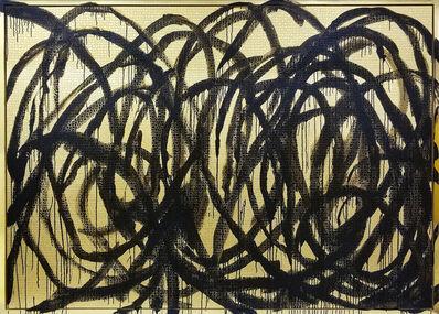 Michael Müller, 'Farbauftrag Nr.1 (unlogische Nummerierung)', 2019