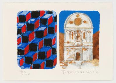Joe Tilson, 'Stones of Venice, Santa Maria dei Miracoli', 2016
