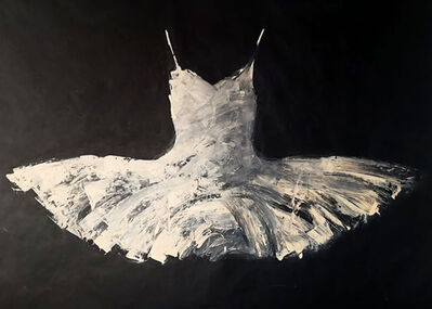Ewa Bathelier, 'Interstellar Silver Tutu', 2019