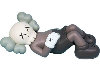 "KAWS, 'Holiday Japan 9.5"" Vinyl Figure (Brown)', 2019"