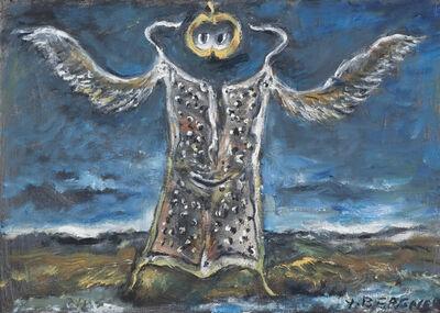 Yosl Bergner, 'Sacrifice', 2014