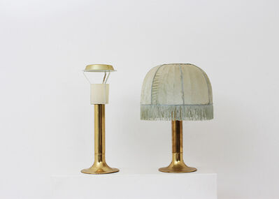 Hans Agne Jacobsson, 'Pair of table lamps model B204/31 by Hans Agne Jakobbson', 1960-1969