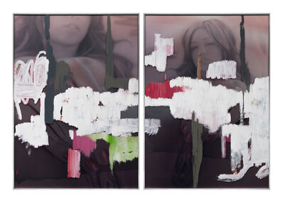 Michael Müller, 'Motivbild Nr. 7 (BAMBOO)', 2020