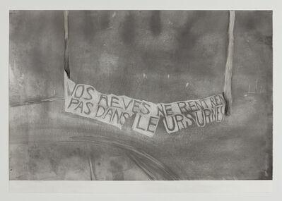 Peter Morrens, 'Paris (nos/vos)', 2017