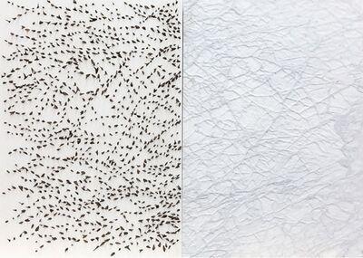 Giuseppe Penone, 'Pelle di marmo e spine d'acacia - Tecla', 2007