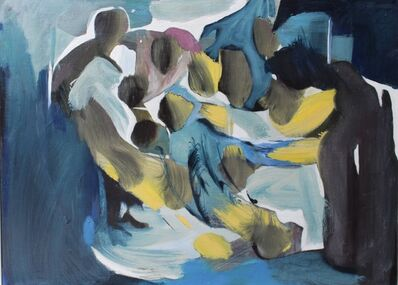 Lisa Carter-Grist., 'Night Hold', 2021