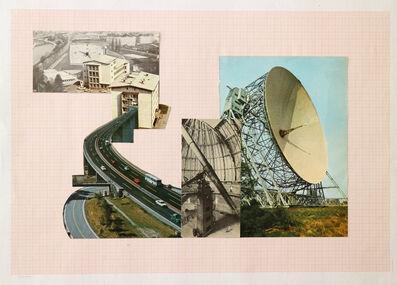 Vikenti Komitski, 'Collage (4)', ca. 2014