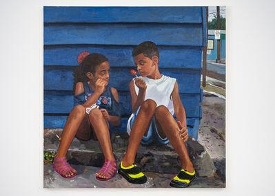 Raelis Vasquez, 'Esquina de Calle Duarte (Corner of Duarte Street)', 2020