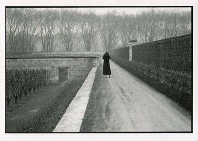 Deborah Turbeville, 'Self Portrait, Versailles', 1981