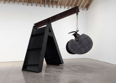 Mark di Suvero, 'The Cave ', 2015