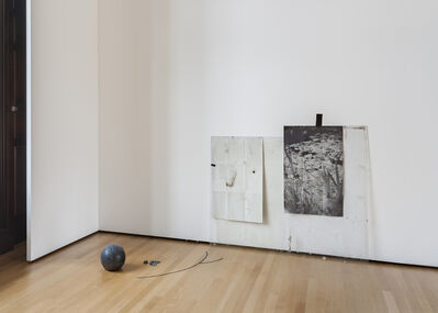 Ian Kiaer, 'Endnote, Ledoux (black) ', 2016