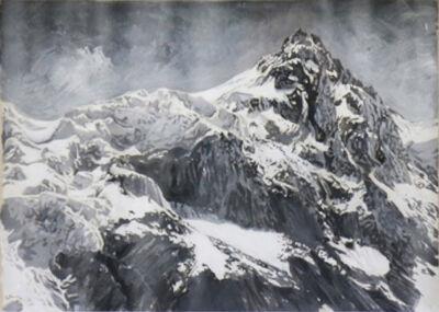 Hervé Heuzé, 'Mont-Blanc ', 2018
