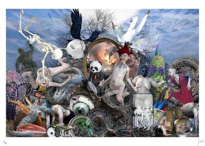 LIONEL MORATEUR, 'ANGES REBELLES', 2019