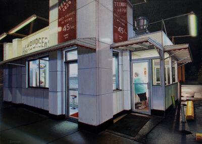 Robert Gniewek, 'Telway Hamburgers', 2019