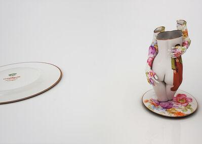 Kim Joon, 'Fragile - Chunhyang on the Limoge', 2010
