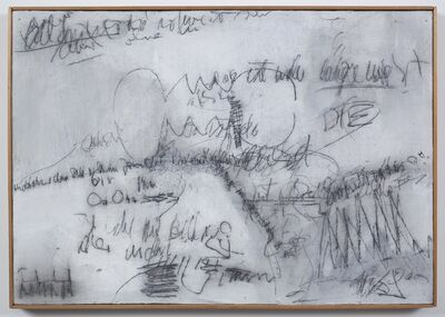 Manfred Mohr, 'Schrift-Bild', 1964