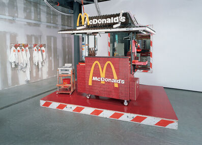 Tom Sachs, 'Nutsy's McDonalds', 2001