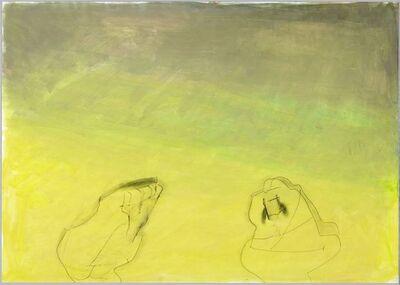 Maria Lassnig, 'Ohne Titel', 1995-2009