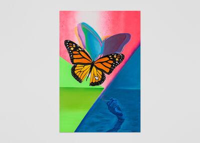 Zeehan Wazed, 'Butterfly Effect', 2019