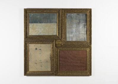 Flavio Favelli, 'Silver Gold', 2017