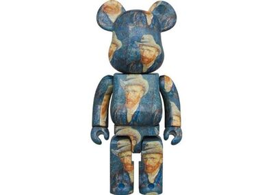 BE@RBRICK, 'Be@rbrick Van Gogh Museum Self Portrait 1000%, 2019', 2019