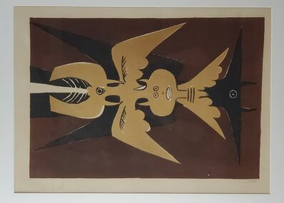 Wifredo Lam, 'Emblèm', 1952