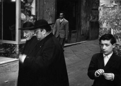 Herbert List, 'Naples, Italy', 1959