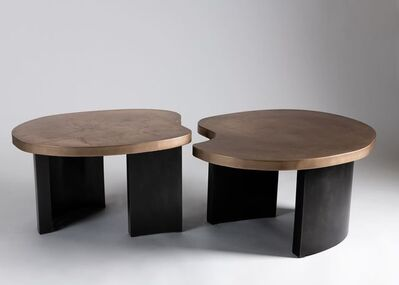 Douglas Fanning, 'Bean, Contemporary Abstract Coffee Table', 2019