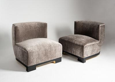"Achille Salvagni, '""Vittoria"" Lounge Chair', 2015"