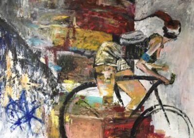 Mariam Qureshi, 'Wheeling around the city ', 2016