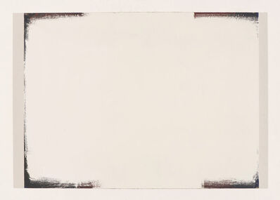 Werner Schmidt, 'White Space in a Black Box ', 2015