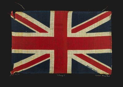 Peter Blake, 'Flag 3', 2009