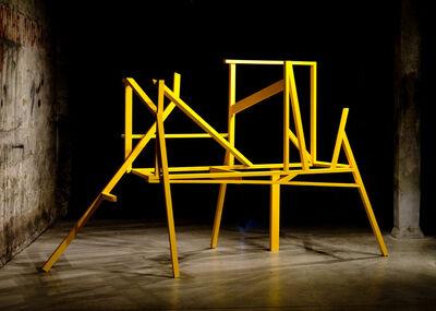 Willard Boepple, 'Yellow Trestle', 2014