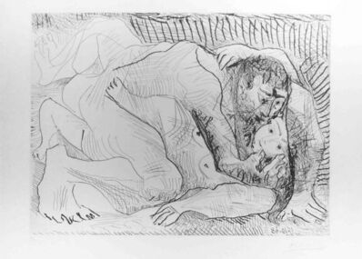 Pablo Picasso, 'L'Entreinte II', 1963