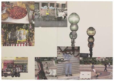Robert Rauschenberg, 'Roundabout (Scenarios)', 2005