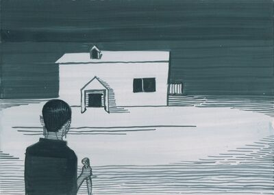 Aleksandra Waliszewska, 'Untitled (House)', 2012