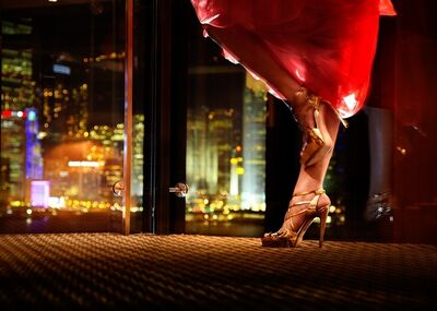 David Drebin, 'Heels of Hong Kong', 2010