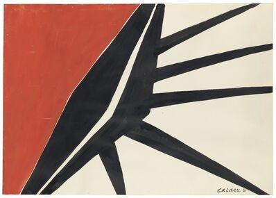 Alexander Calder, 'La Bouche', 1961