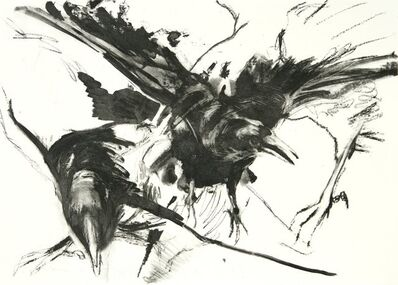 Nicola Hicks, 'Crows', 2006
