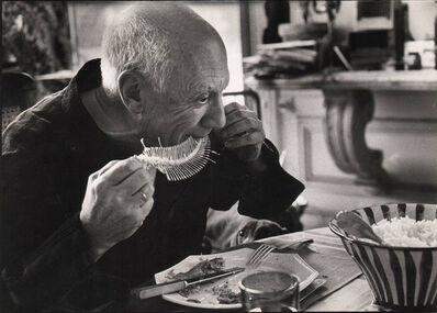 David Douglas Duncan, 'Picasso, La Californie', 1957